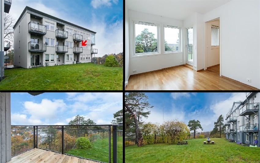 Leilighet - arendal - 1 395 000,- - Meglerhuset & Partners