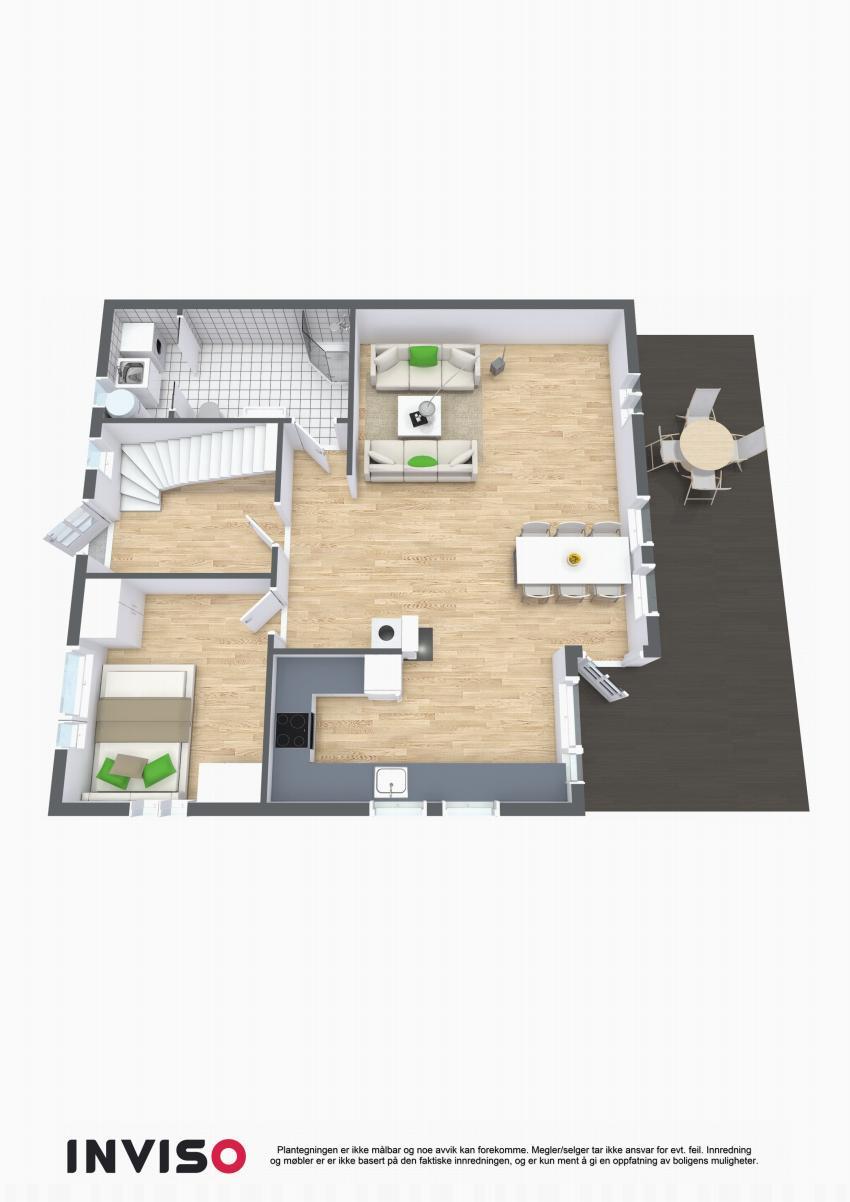 Tomannsbolig - bjorbekk - 2 290 000,- - Meglerhuset & Partners