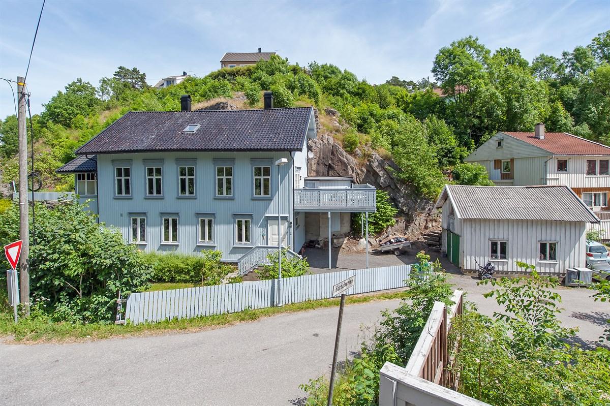 Enebolig - arendal - 1 950 000,- - Meglerhuset & Partners