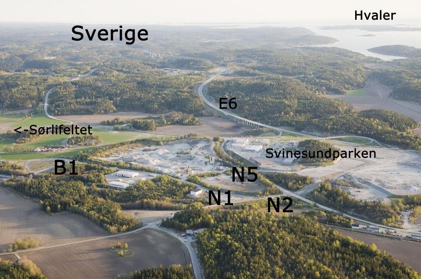 Næringstomt - halden - Lilledal & Partners