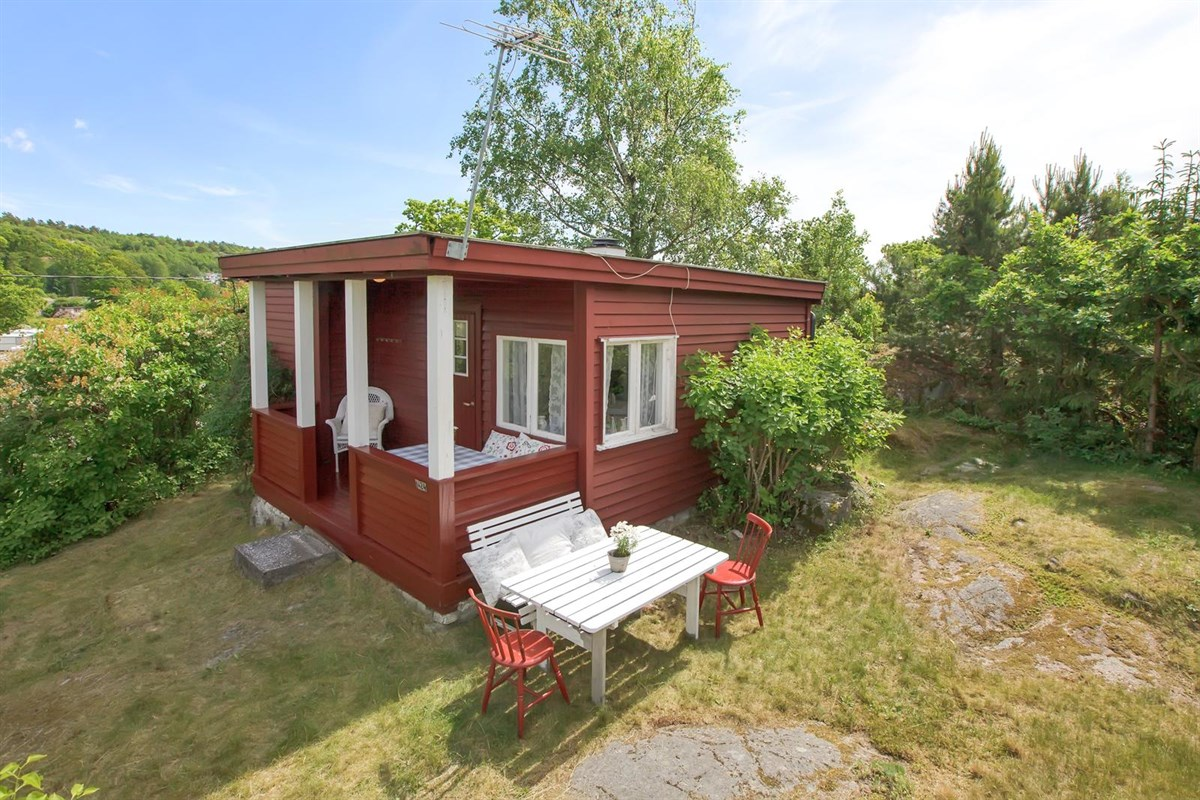 Leinæs & Partners Larvik - Hytte - 1 200 000,-