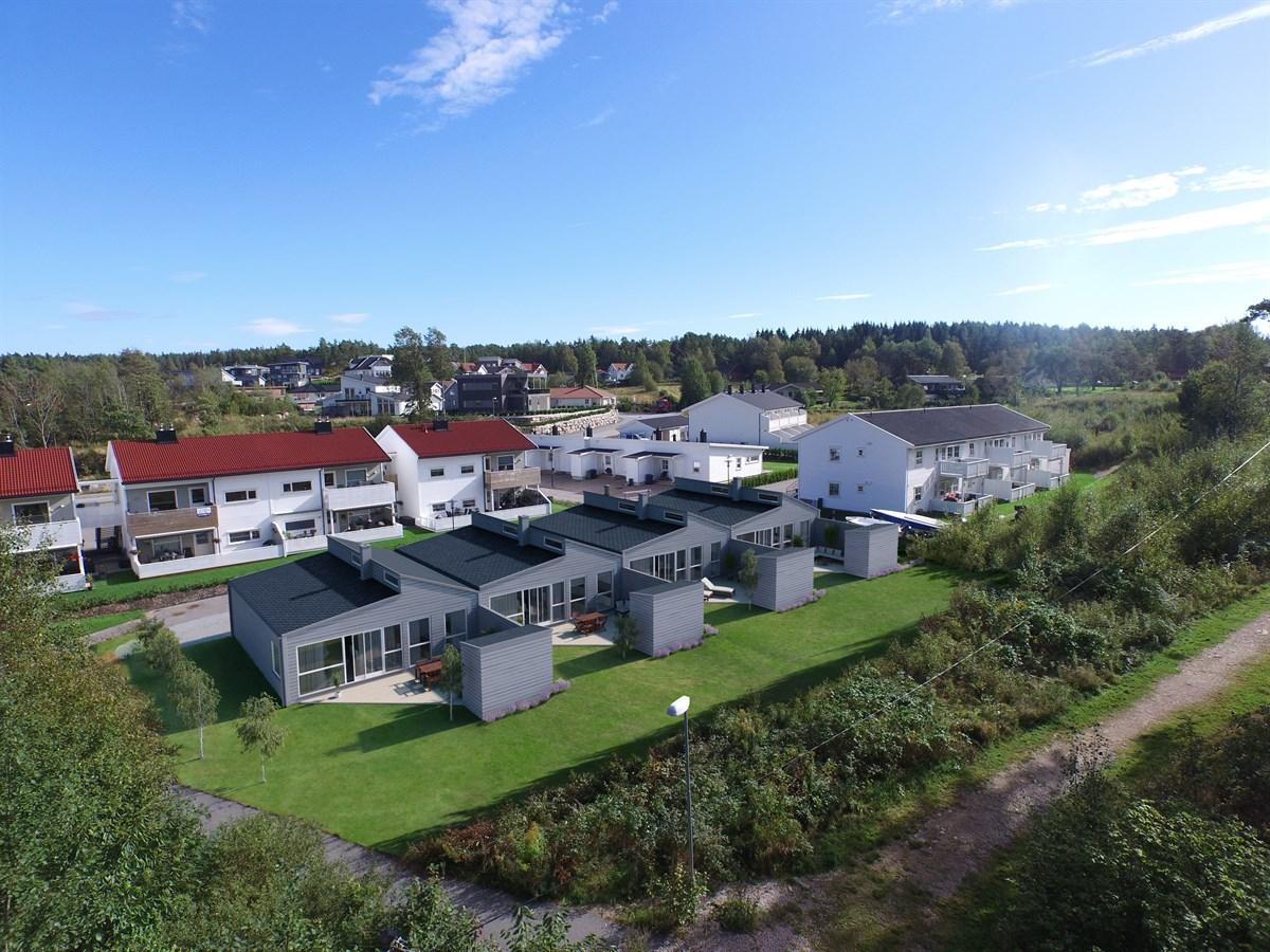 Møller & Partners Fredrikstad - Rekkehus - 2 190 000,-