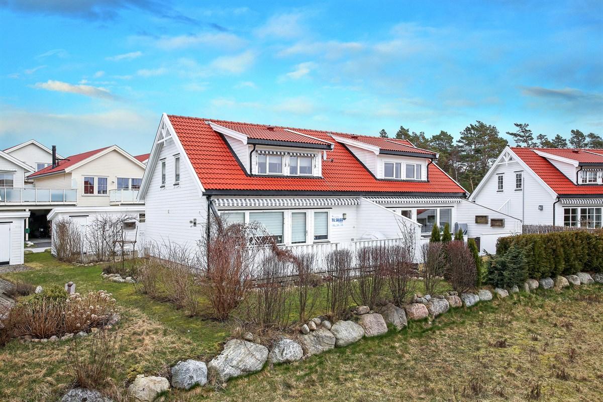 Tomannsbolig - skjærhalden - 2 750 000,- - Møller & Partners
