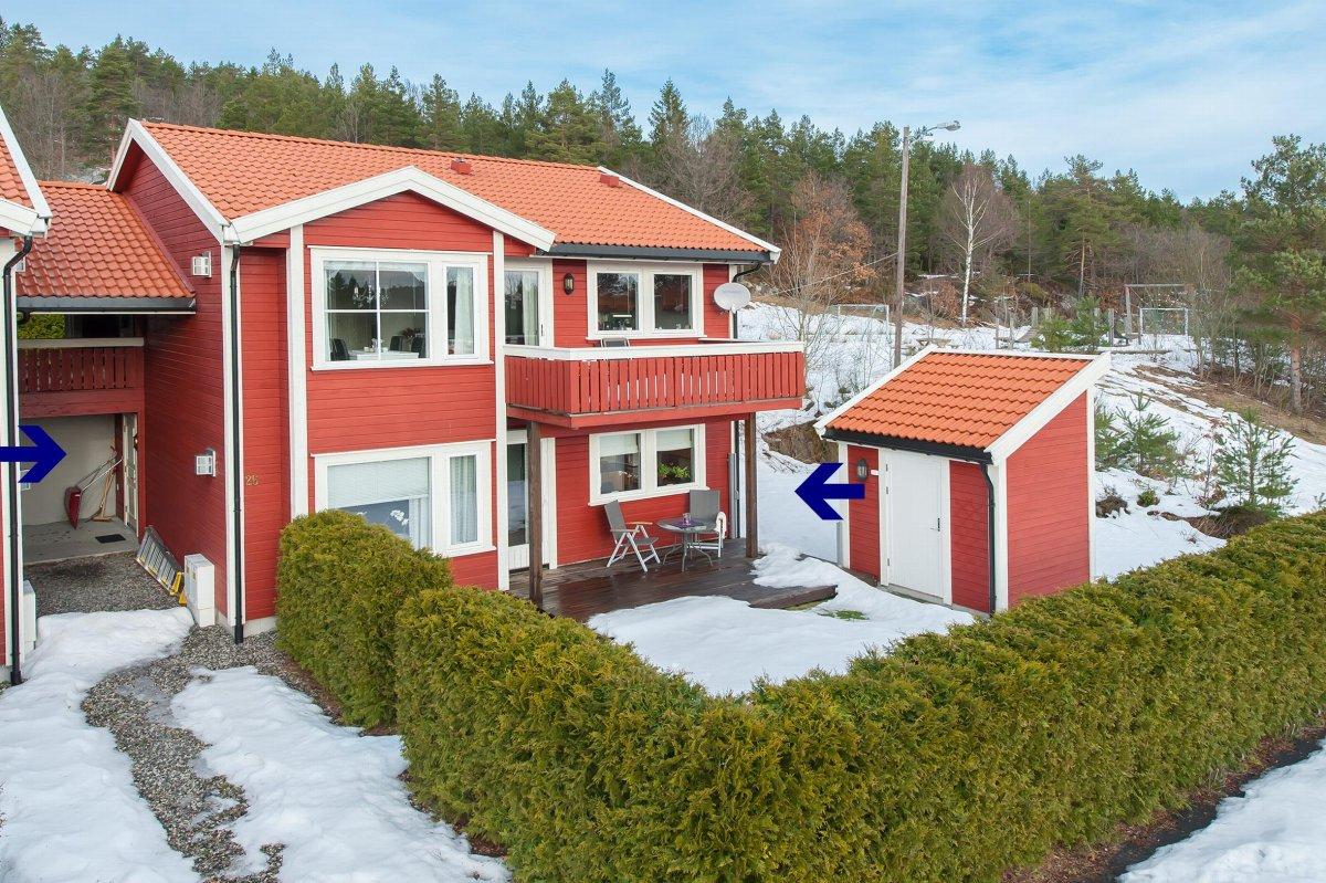 Leilighet - arendal - 1 550 000,- - Meglerhuset & Partners