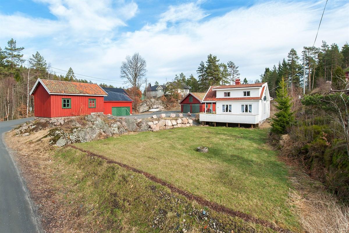 Enebolig - grimstad - 1 790 000,- - Meglerhuset & Partners