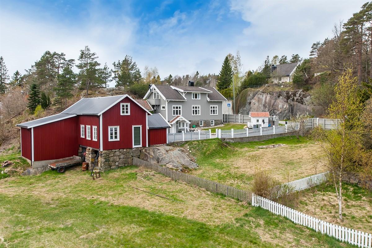 Landbrukseiendom - his - 3 300 000,- - Meglerhuset & Partners