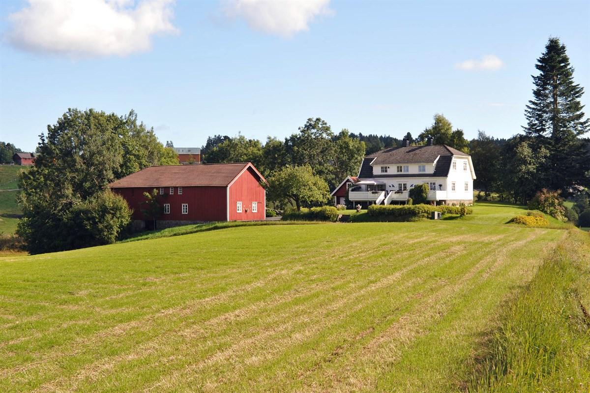 Landbrukseiendom - rykene - 5 000 000,- - Meglerhuset & Partners