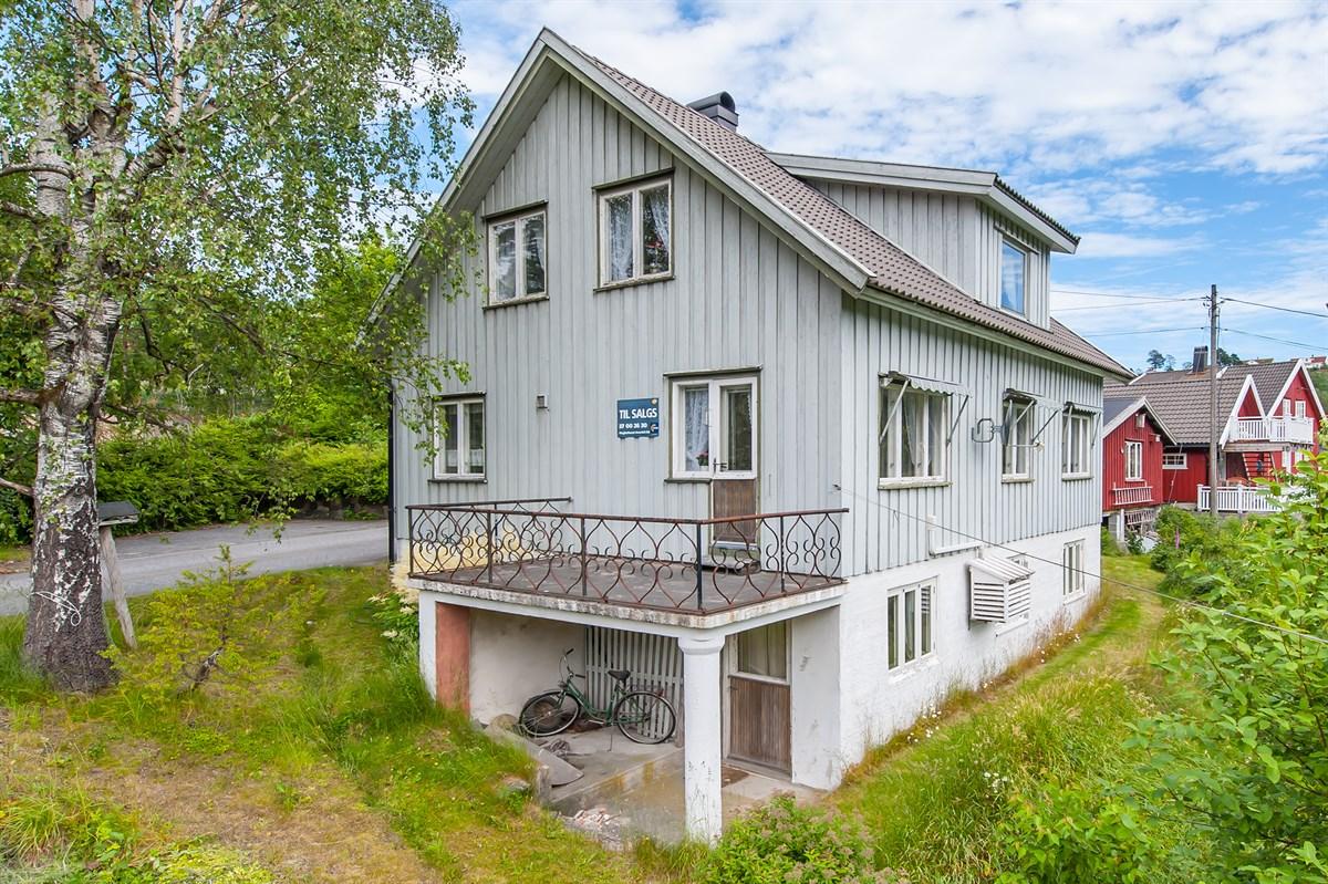 Enebolig - froland - 1 550 000,- - Meglerhuset & Partners