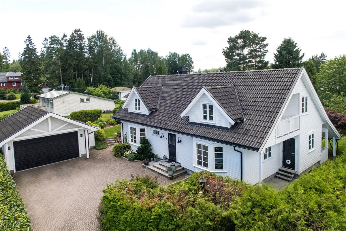 Bakke Sørvik & Partners Tønsberg - Enebolig - 6 290 000,-