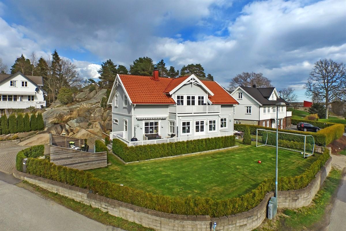 Enebolig - kråkerøy - 6 900 000,- - Møller & Partners