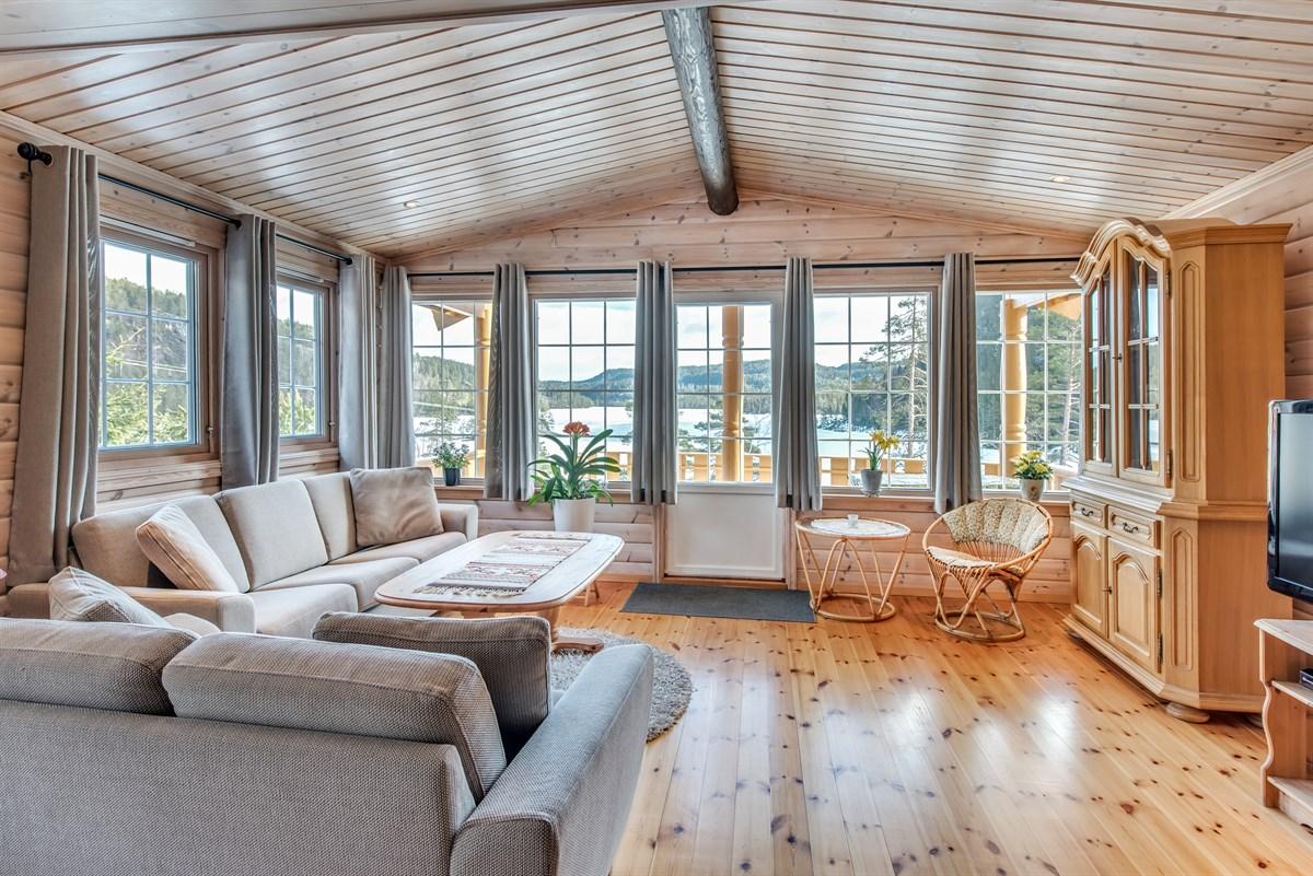 Hytte - hynnekleiv - 1 650 000,- - Meglerhuset & Partners
