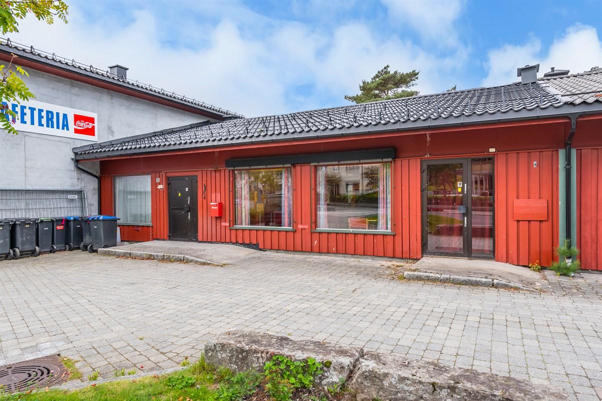 Næringsbygg - åmli - 1 190 000,- - Meglerhuset & Partners