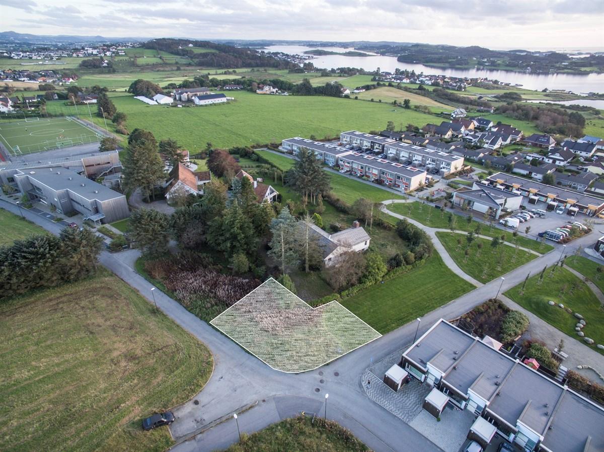 Boligtomt - hafrsfjord - 2 750 000,- - Huus & Partners