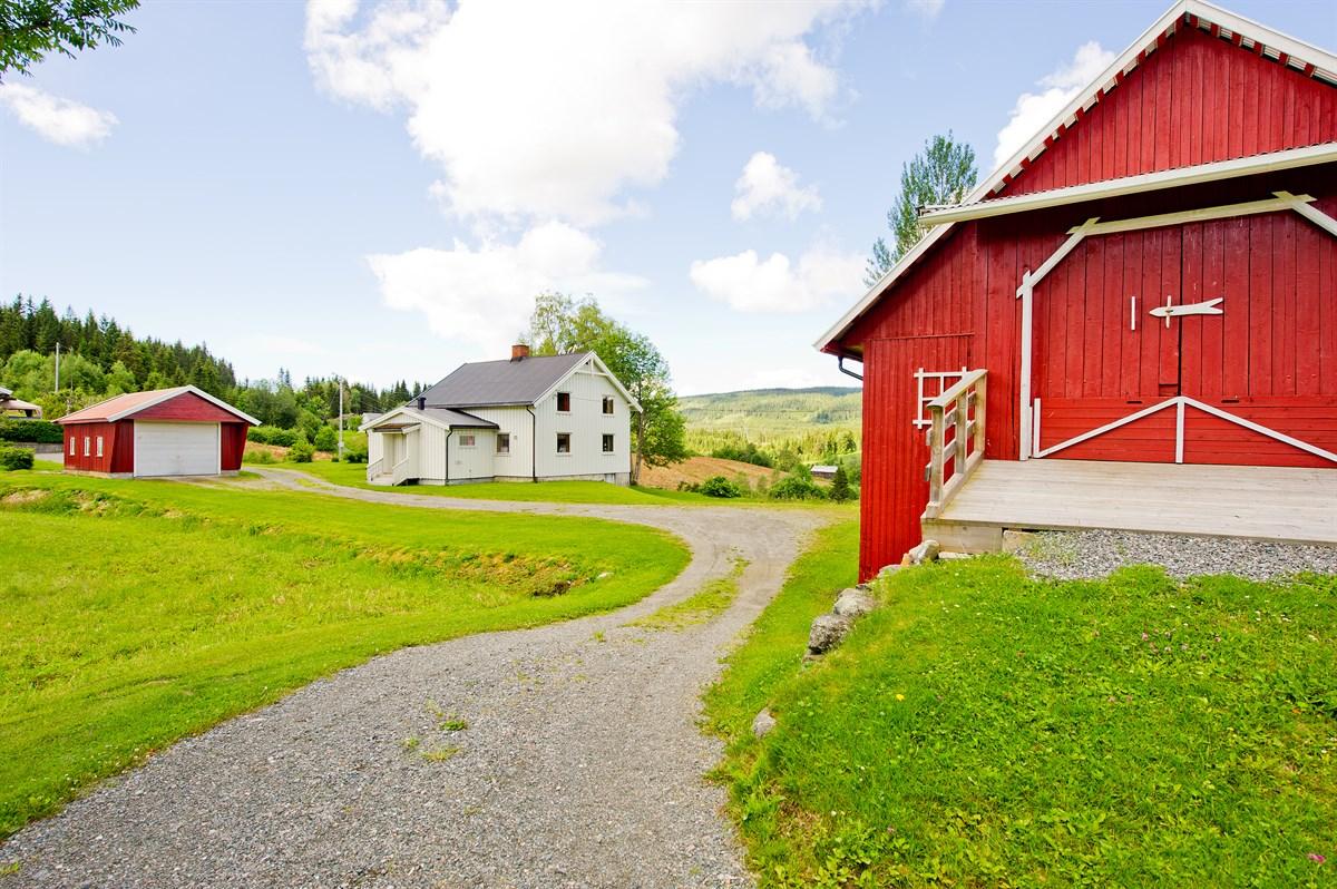 Landbrukseiendom - eina - 1 590 000,- - Gjestvang & Partners