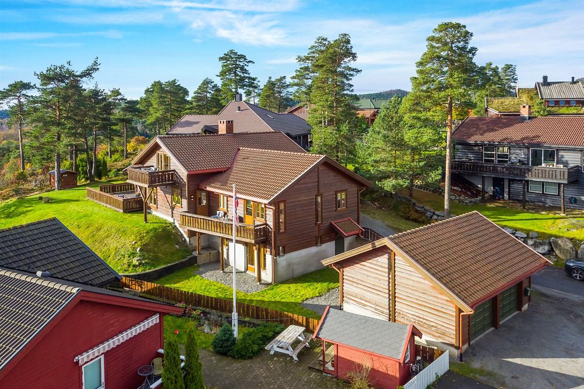 Enebolig - larvik - 6 200 000,- - Leinæs & Partners
