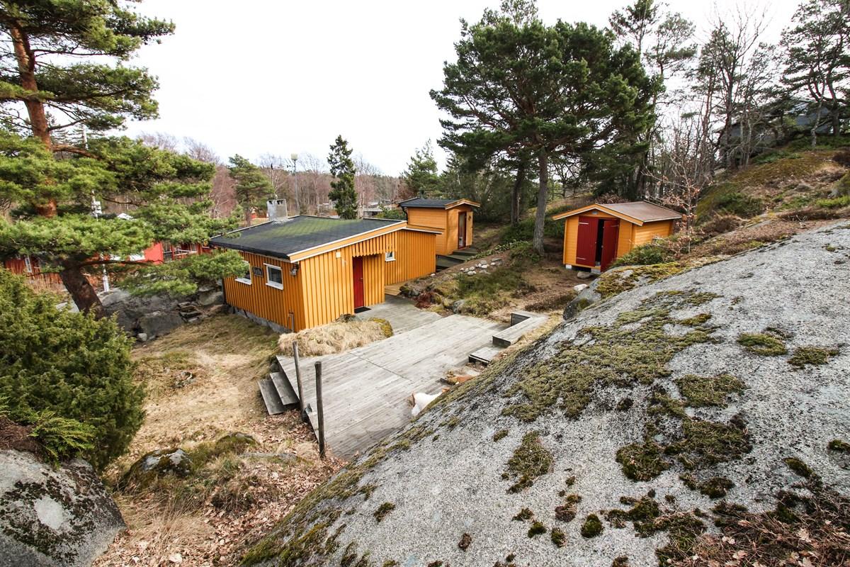 Hytte - stavern - 1 790 000,- - Leinæs & Partners