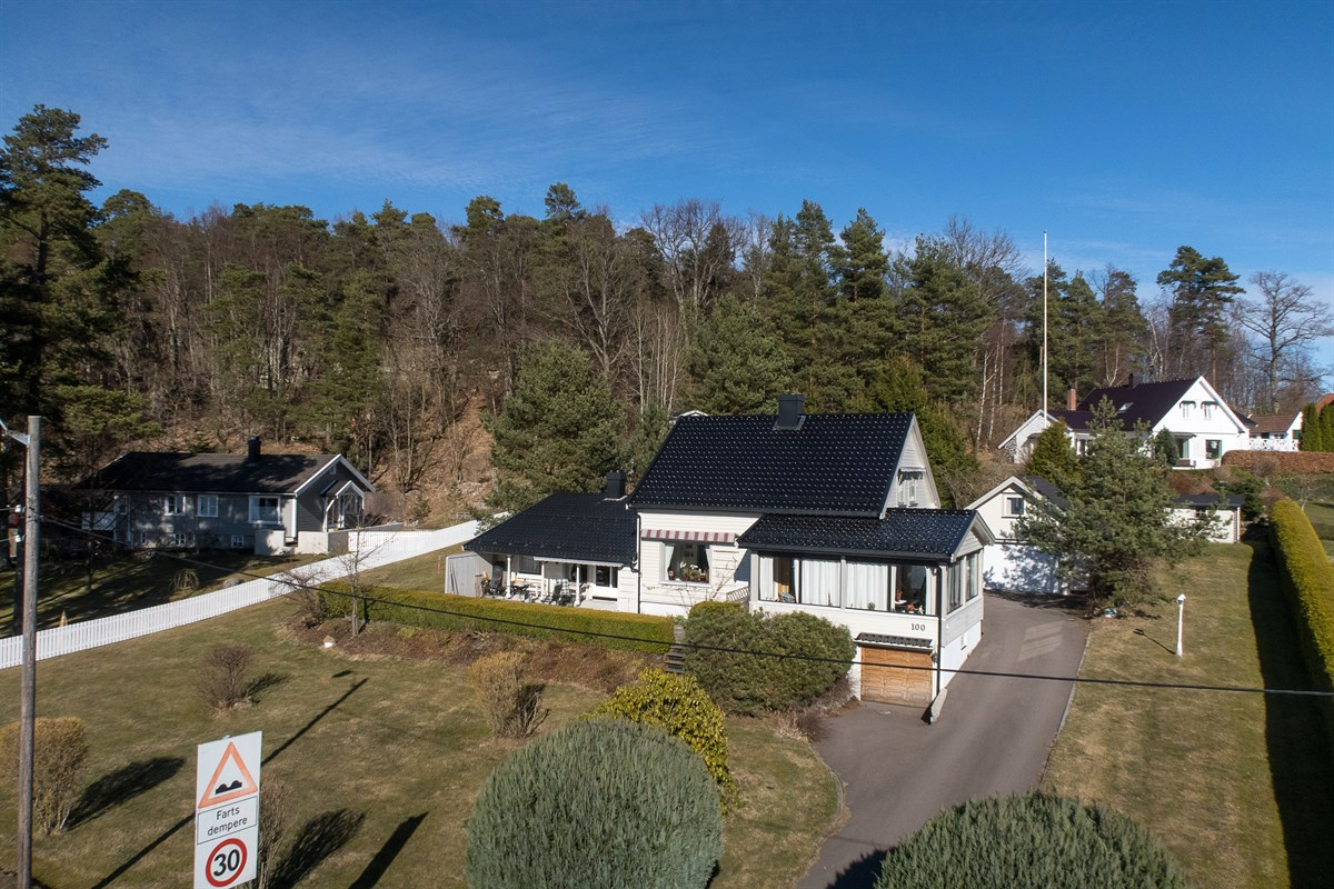 Enebolig - tønsberg - 6 100 000,- - Bakke Sørvik & Partners