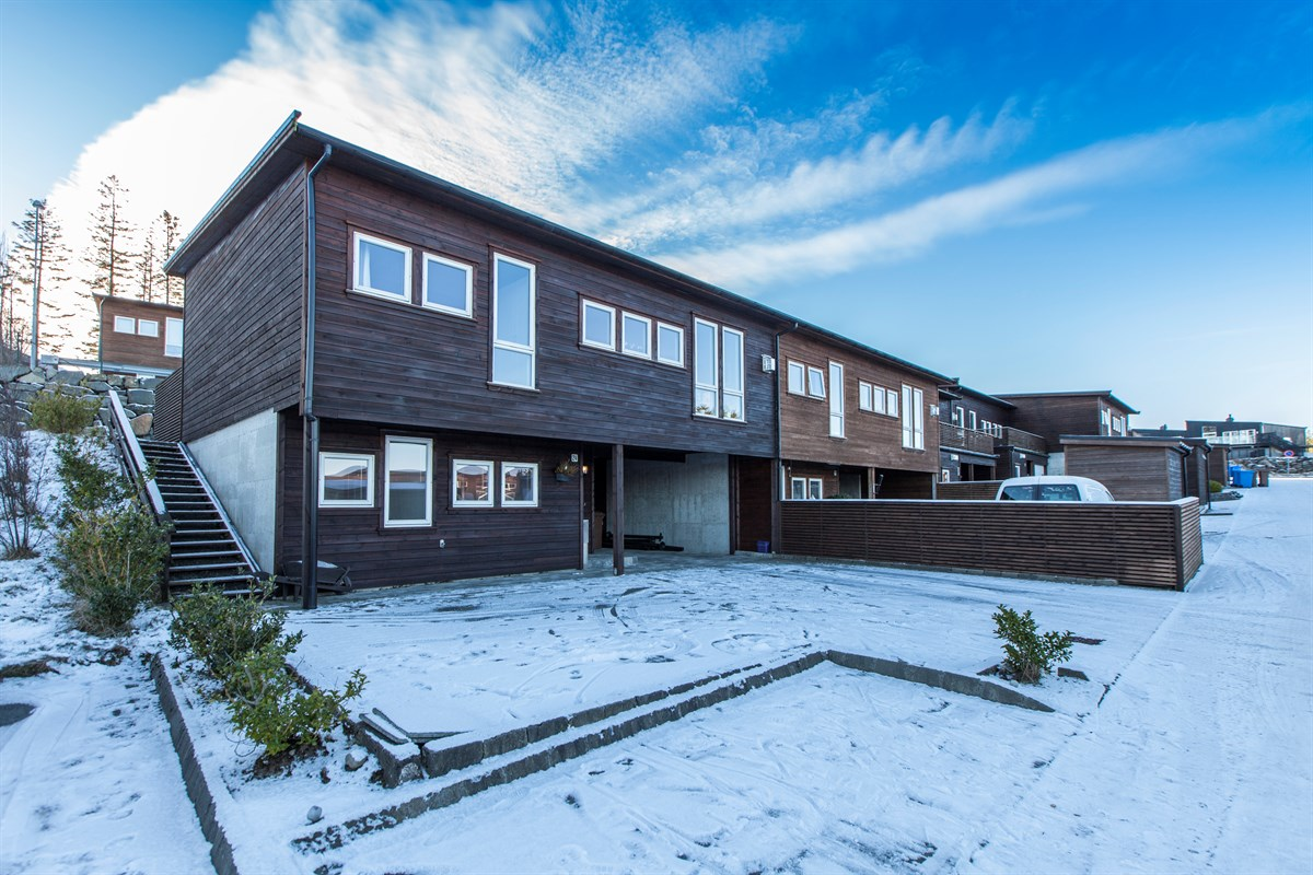Rekkehus - sandnes - 3 450 000,- - Huus & Partners