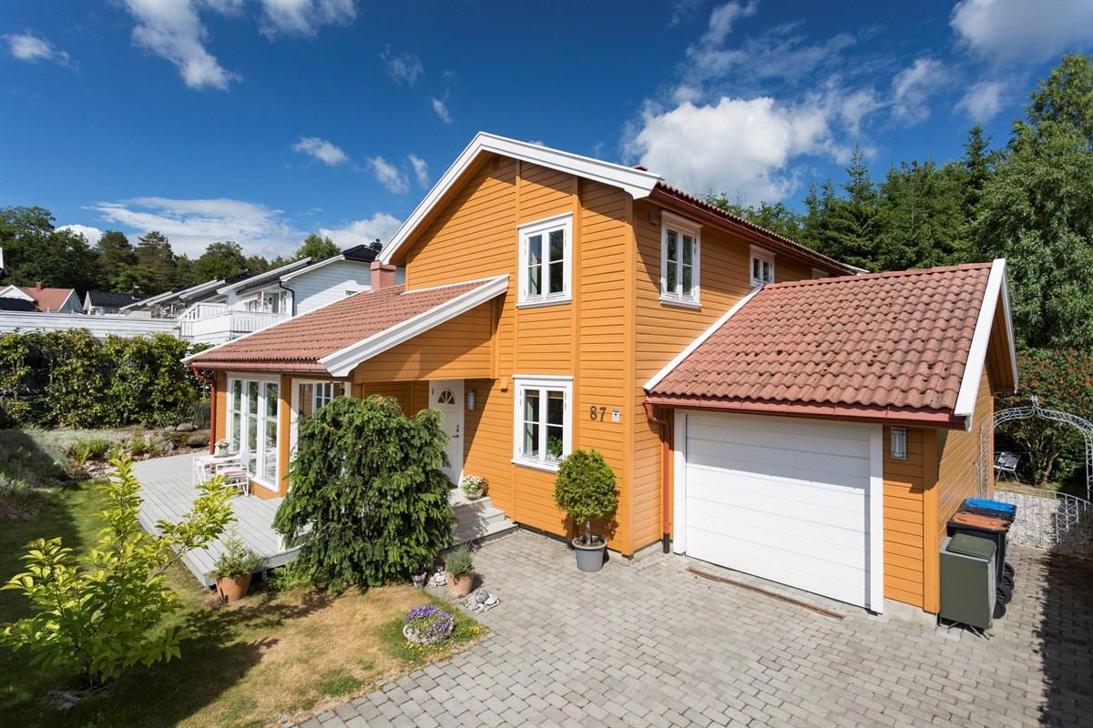 Enebolig - larvik - 2 480 000,- - Leinæs & Partners