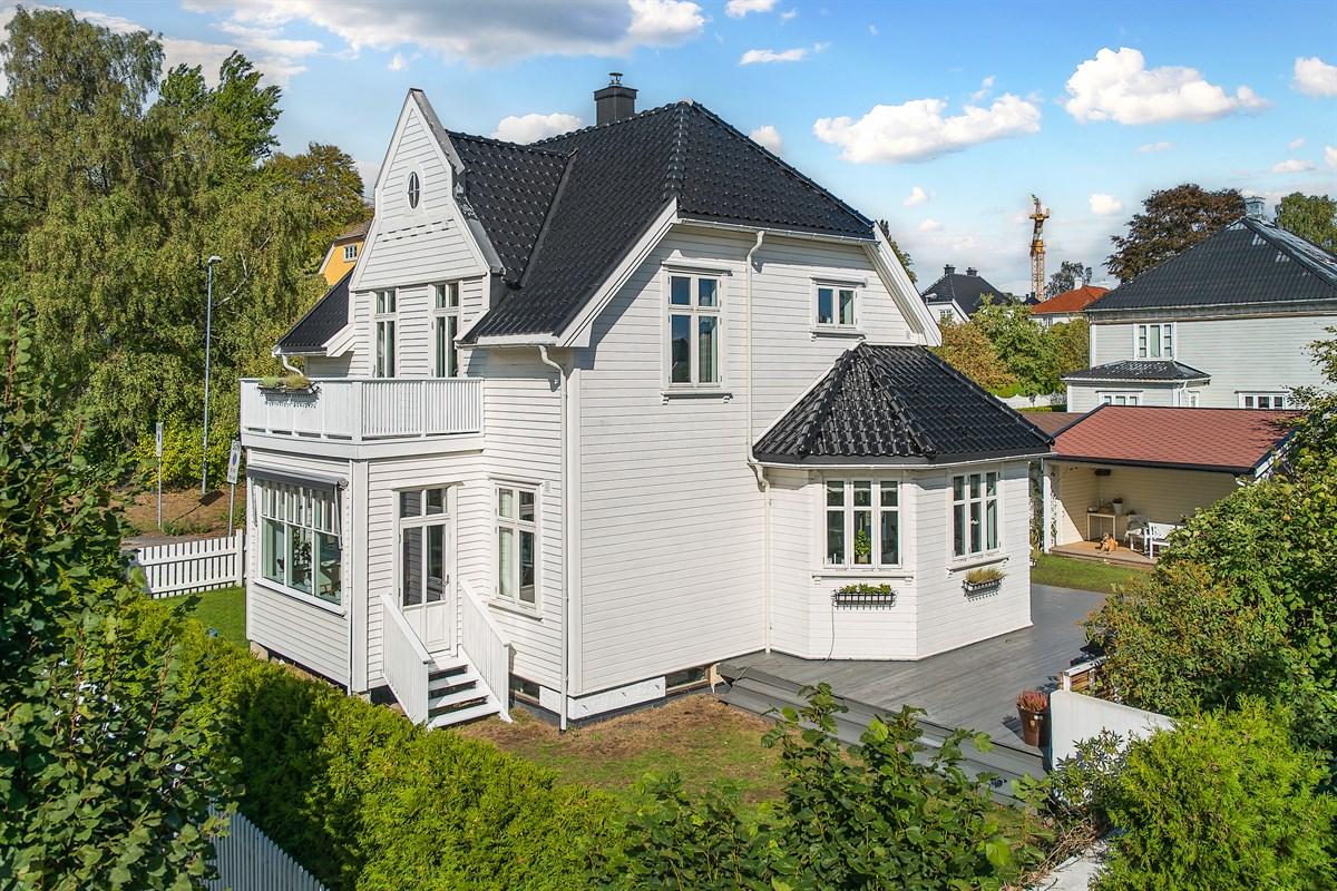 Enebolig - tønsberg - 5 590 000,- - Bakke Sørvik & Partners