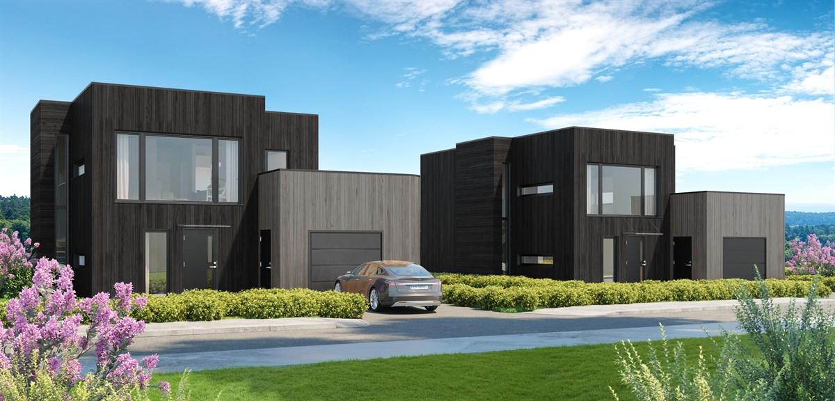 Enebolig - færvik - 5 090 000,- - Meglerhuset & Partners