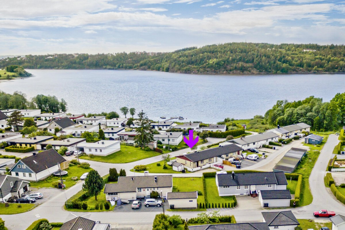 Rekkehus - hafslundsøy - 1 750 000,- - Grimsøen & Partners