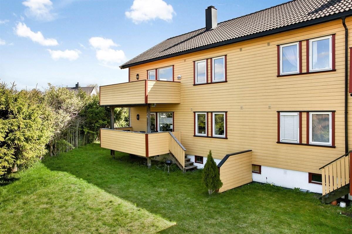 Leilighet - borgenhaugen - 1 600 000,- - Grimsøen & Partners
