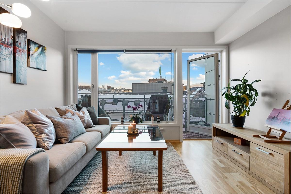 Leilighet - Grønlandskvartalene - oslo - 2 950 000,- - Schala & Partners