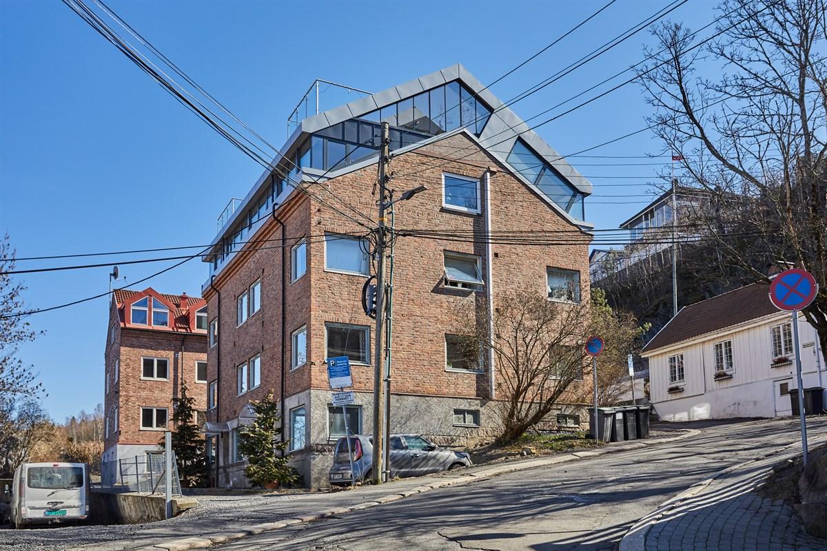 Leilighet - Gamle Oslo - oslo - 2 400 000,- - Schala & Partners