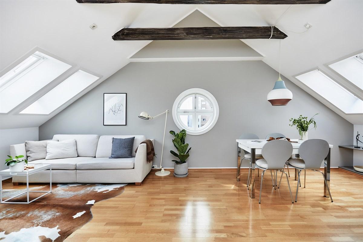 Leilighet - St.Hanshaugen - oslo - 3 500 000,- - Schala & Partners
