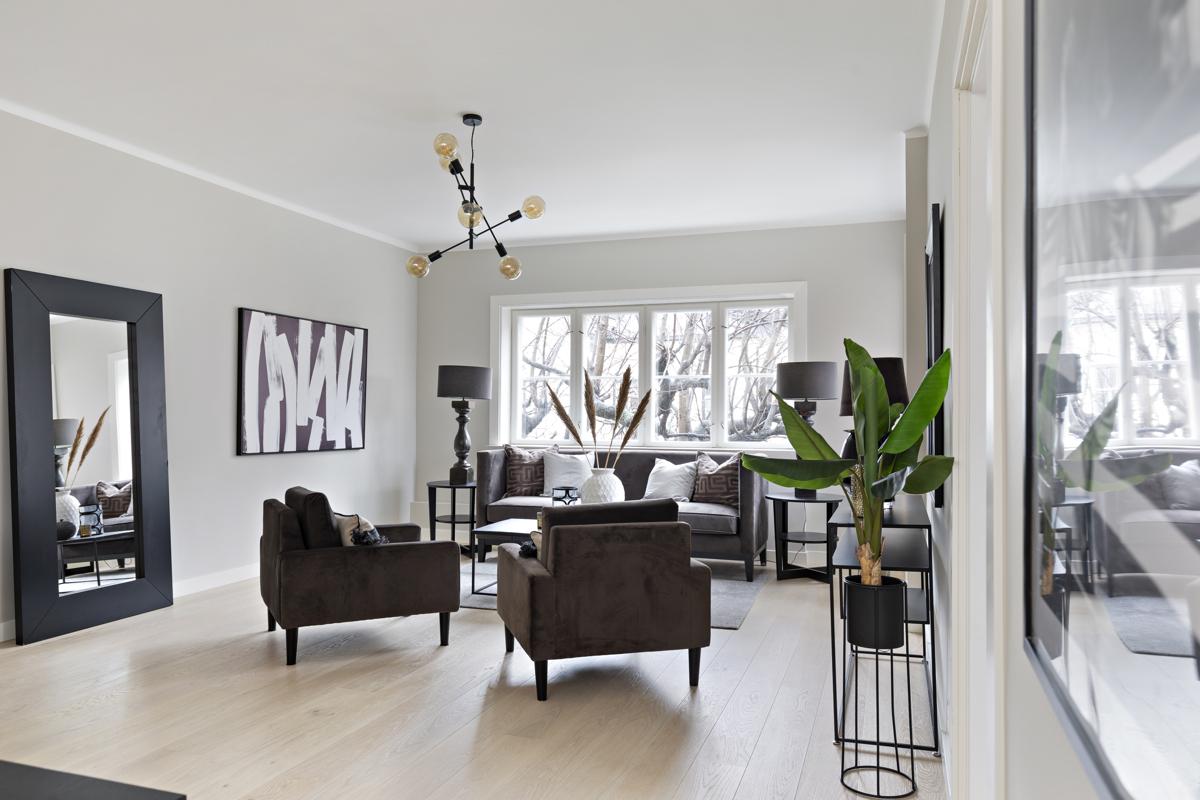 Leilighet - Uranienborg - Majorstuen - oslo - 12 300 000,- - Schala & Partners