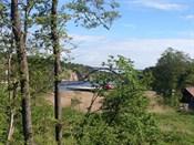Utsikt til Skjelsbusundet