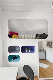 Plassbygd seng.