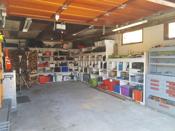 Selgers bilde - Masse lagringsplass i garasje og på hems over garsjen