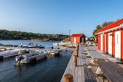 Medfølger båtplass på 2,5 m bredde