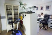 Soverom - brukt som kontor