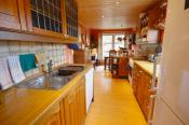 Kjøkken - godt med skapplass