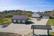 Fantastisk eiendom i vakkert naturlandskap i Skjeberg