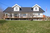 Fine verandaer rundt boligen