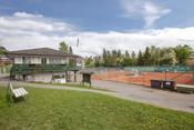 Hemin tennisbane