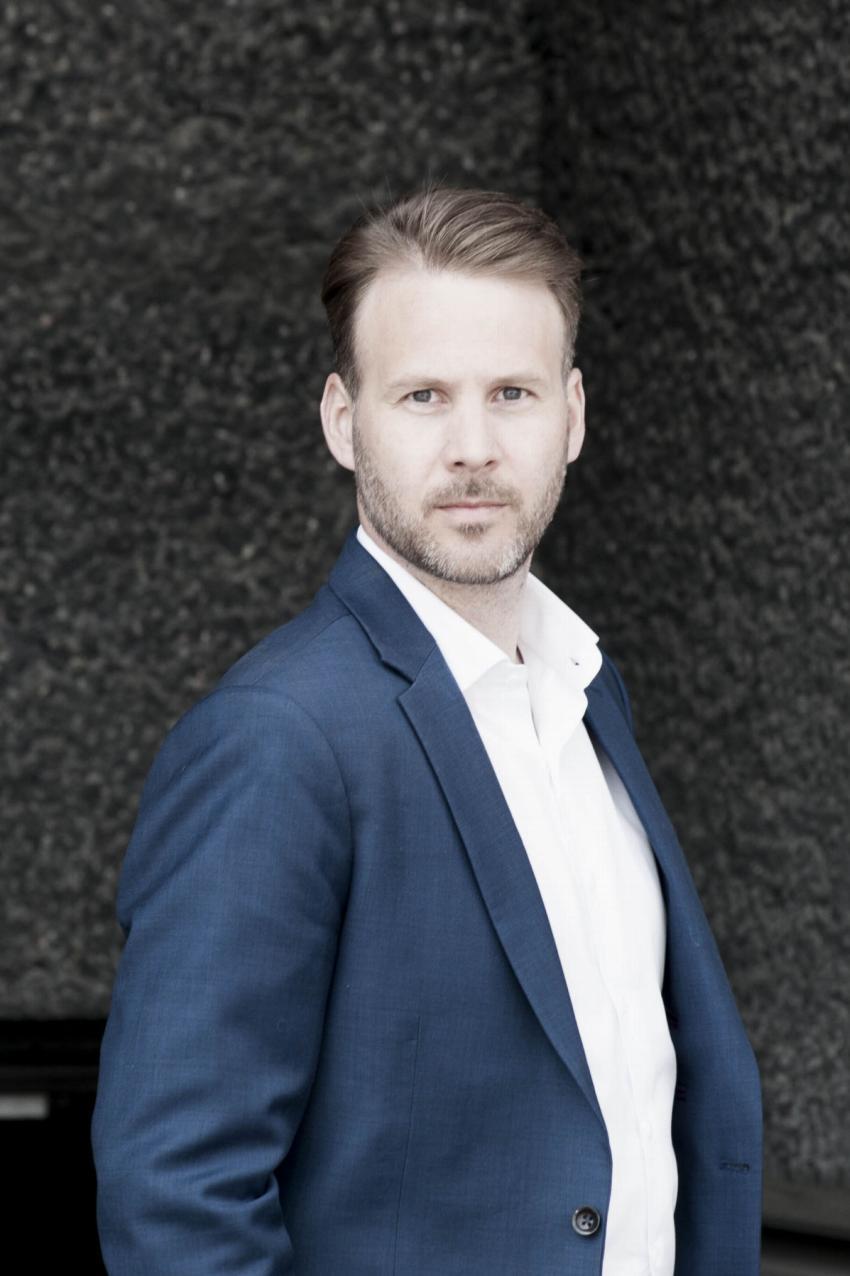 Bilde av Fredrik von Krogh
