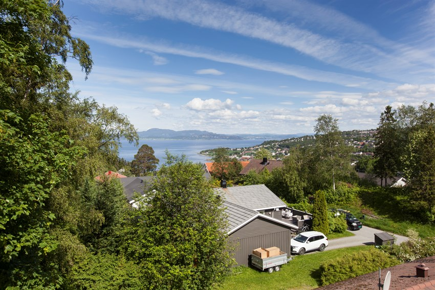 Proaktiv Eiendomsmegling -  Denne utsikten vil du potensielt kan få fra boligen.