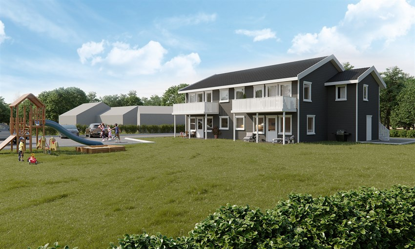 Velkommen til Jensåsveien 25. Til salgs ved Fredrik von Krogh - Proaktiv Bolig og Prosjektmegling.