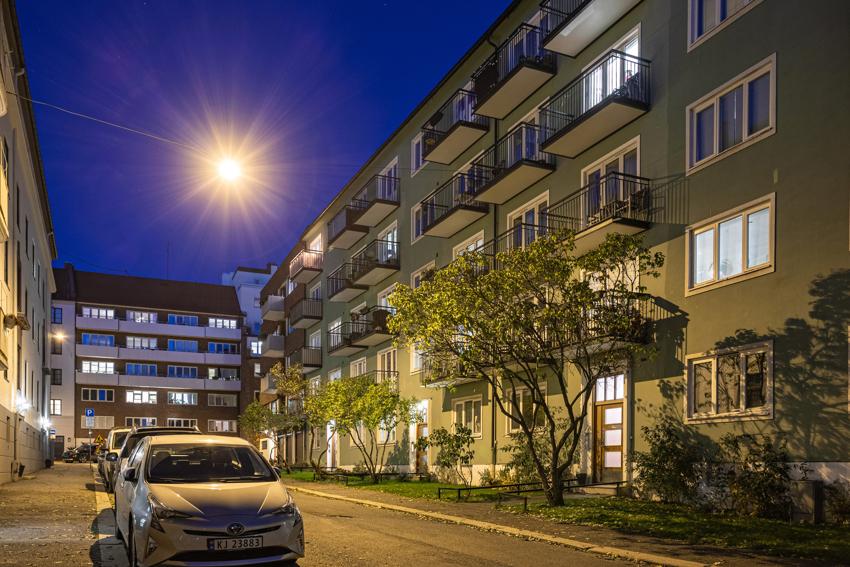 Proaktiv v/ Hauge presenterer Frichs gate 1c - Strøken 3-roms med vestvendt balkong