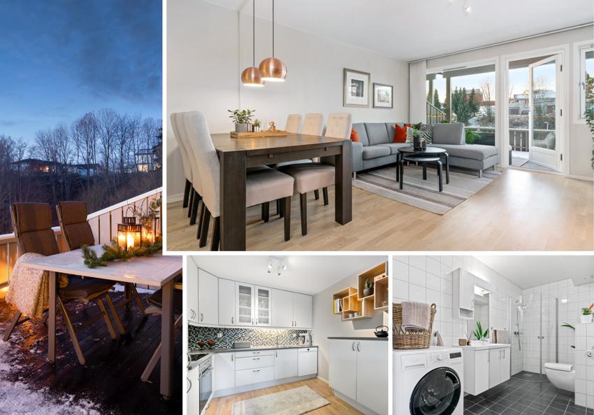 PROAKTIV Eiendomsmegling har gleden av å presentere denne store og moderne 2-roms selveierleiligheten med nydelig beliggenhet på Nardo/Sunnland.