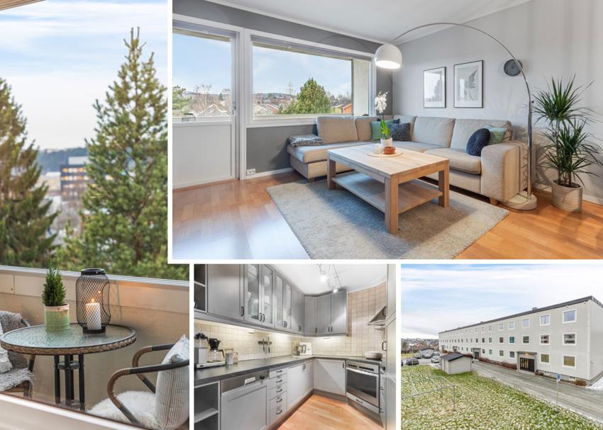 Proaktiv Eiendomsmegling ved Tore Resell har gleden av å presentere en romslig 3-roms leilighet beliggende sentralt på Nardo.