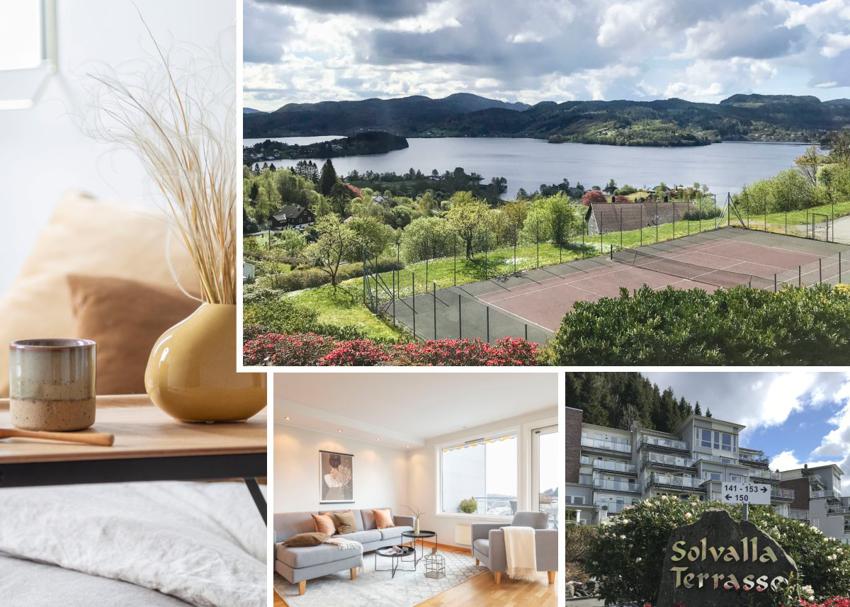 Proaktiv Eiendomsmeling har gleden av å presentere denne flotte leiligheten!