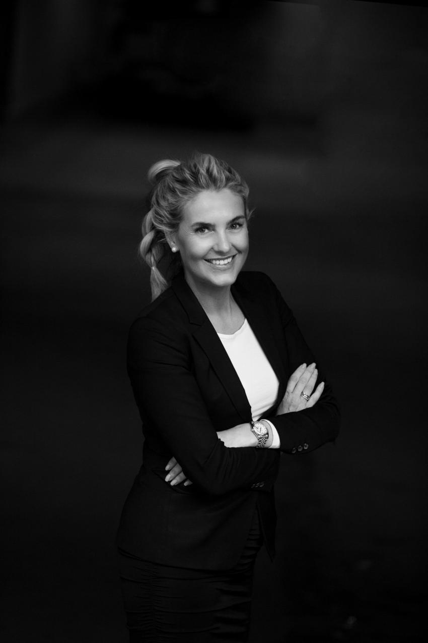 Portrettbilde av Caroline Ringså