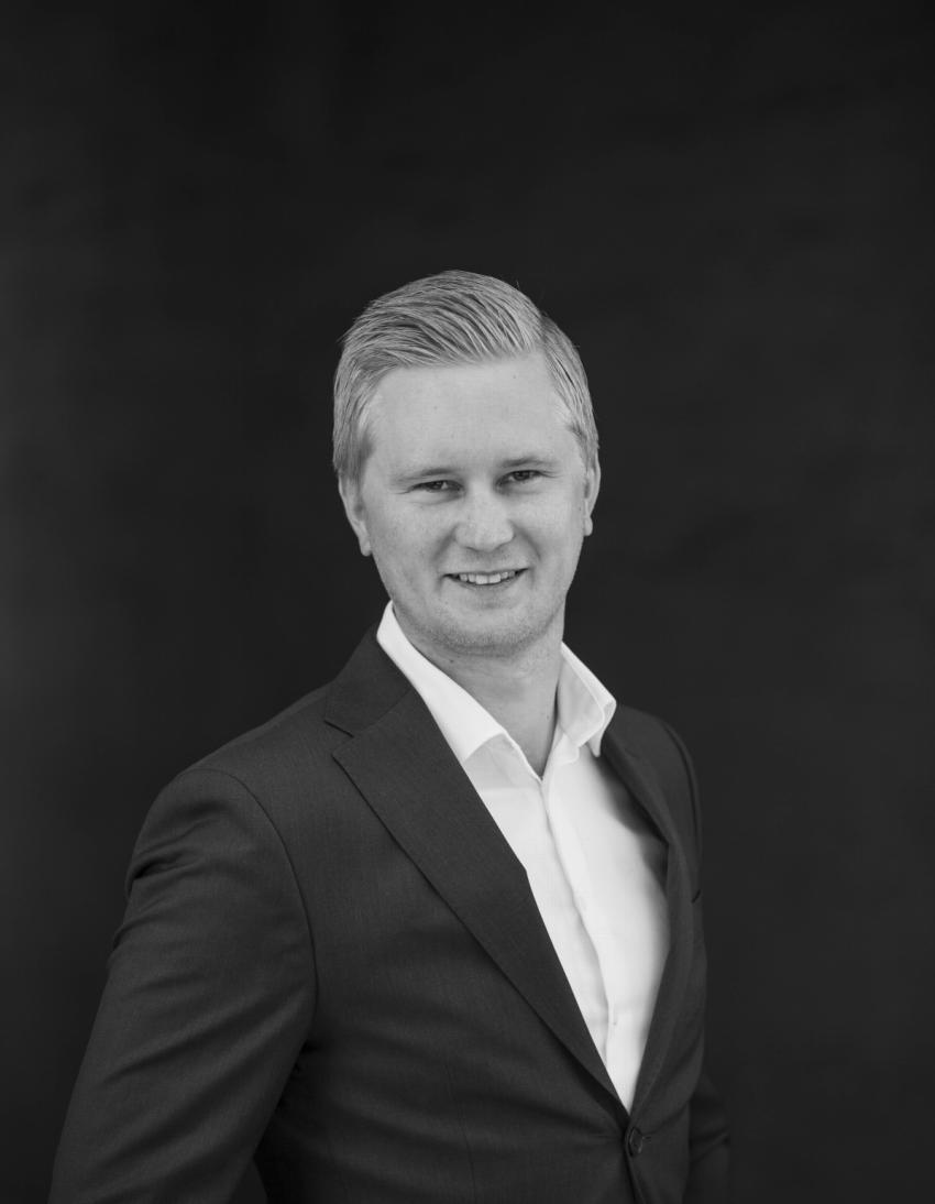 Portrettbilde av Preben Sørensen