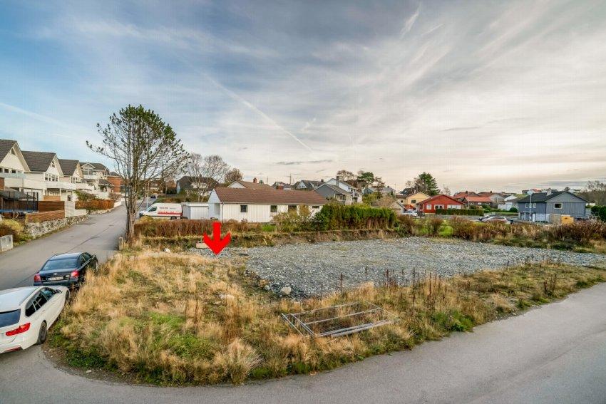 PROAKTIV - RANDABERG - Boligtomt på 366 kvm i etablert boligfelt få minutter fra sentrum - ingen byggeklausul